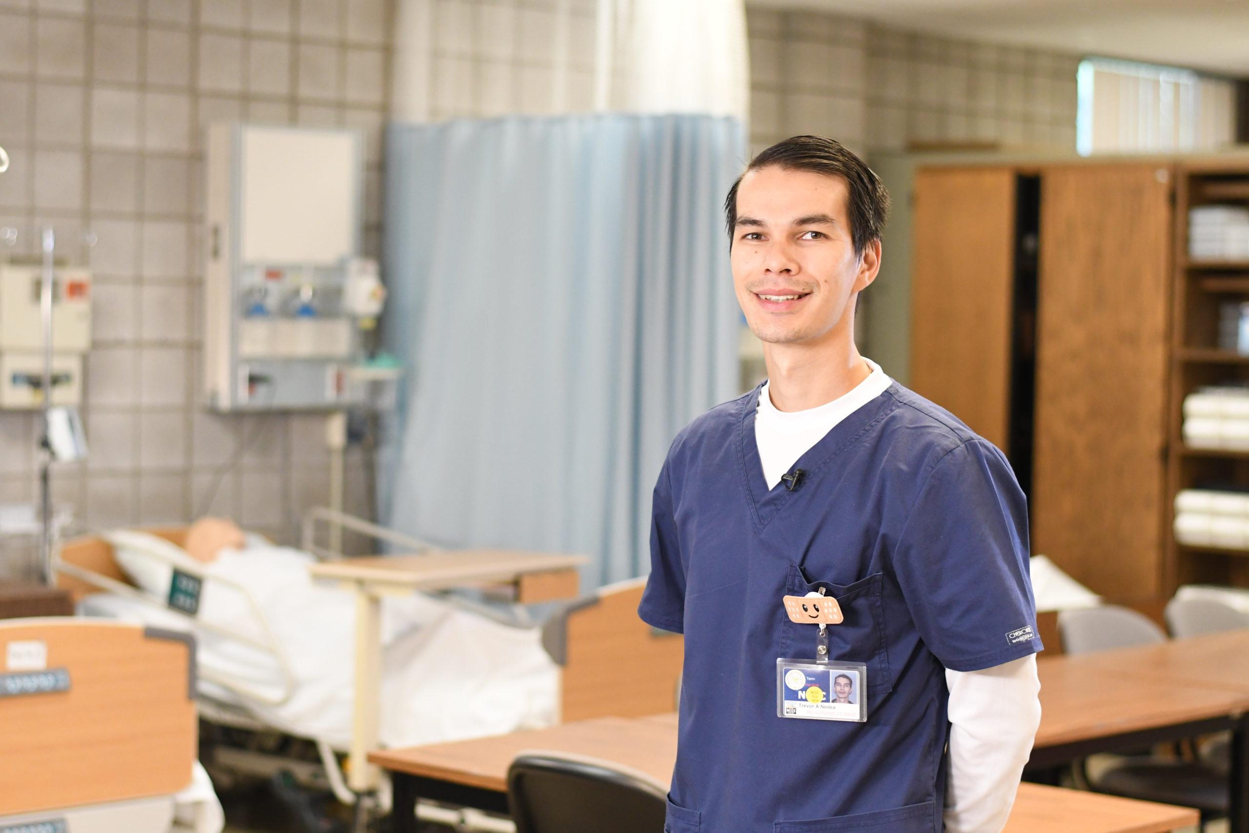 Trevor - Nursing