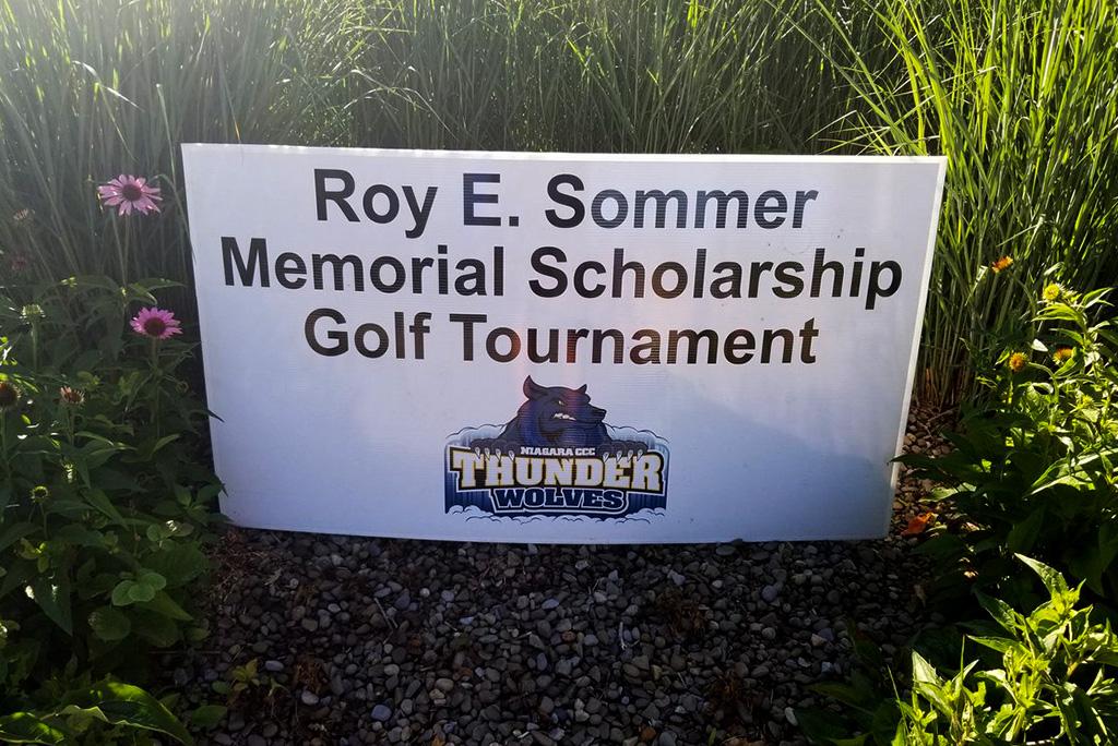 Roy E. Sommer Golf Scramble